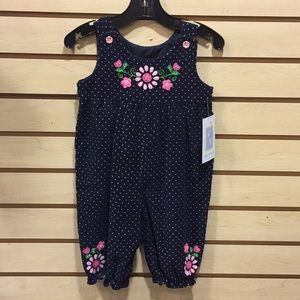 Other - Sz 6-9 mo one pc Jumper